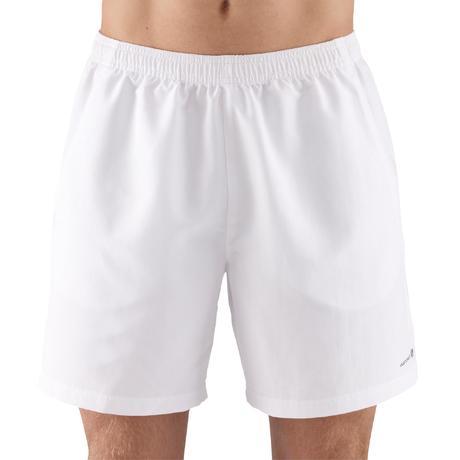 short homme essentiel blanc tennis badminton padel ping. Black Bedroom Furniture Sets. Home Design Ideas