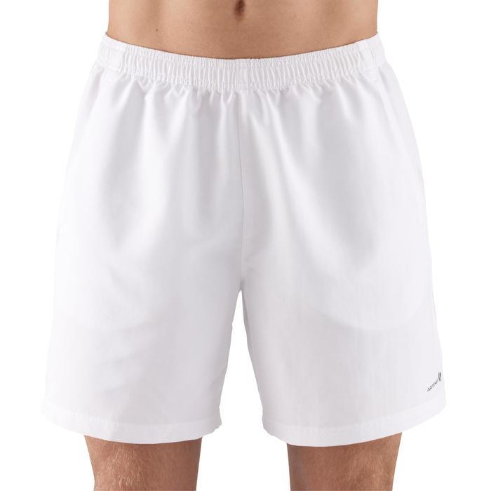 Herenshort Essentiel marineblauw 100 tennis/badminton/tafeltennis/padel/squash - 617804