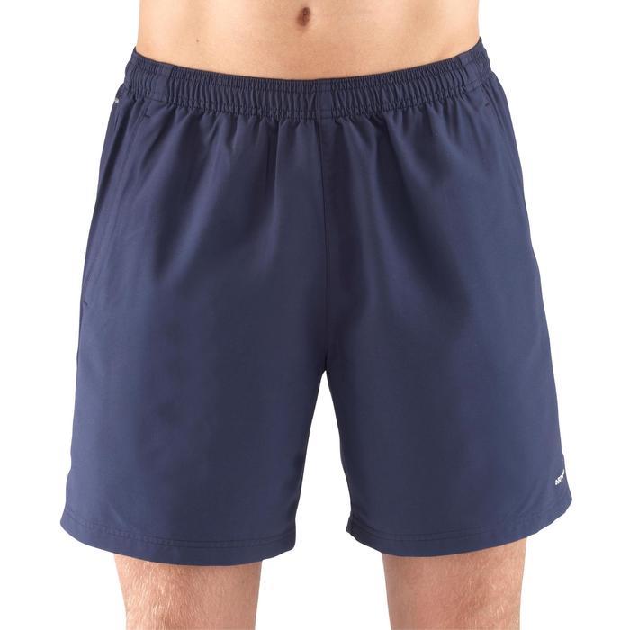 Herenshort Essentiel marineblauw 100 tennis/badminton/tafeltennis/padel/squash - 617808