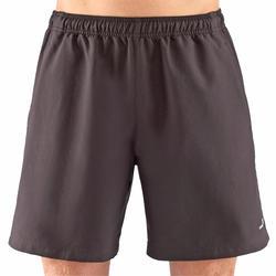 Essential 100 Tennis Badminton Padel Table Tennis Squash Shorts - Black