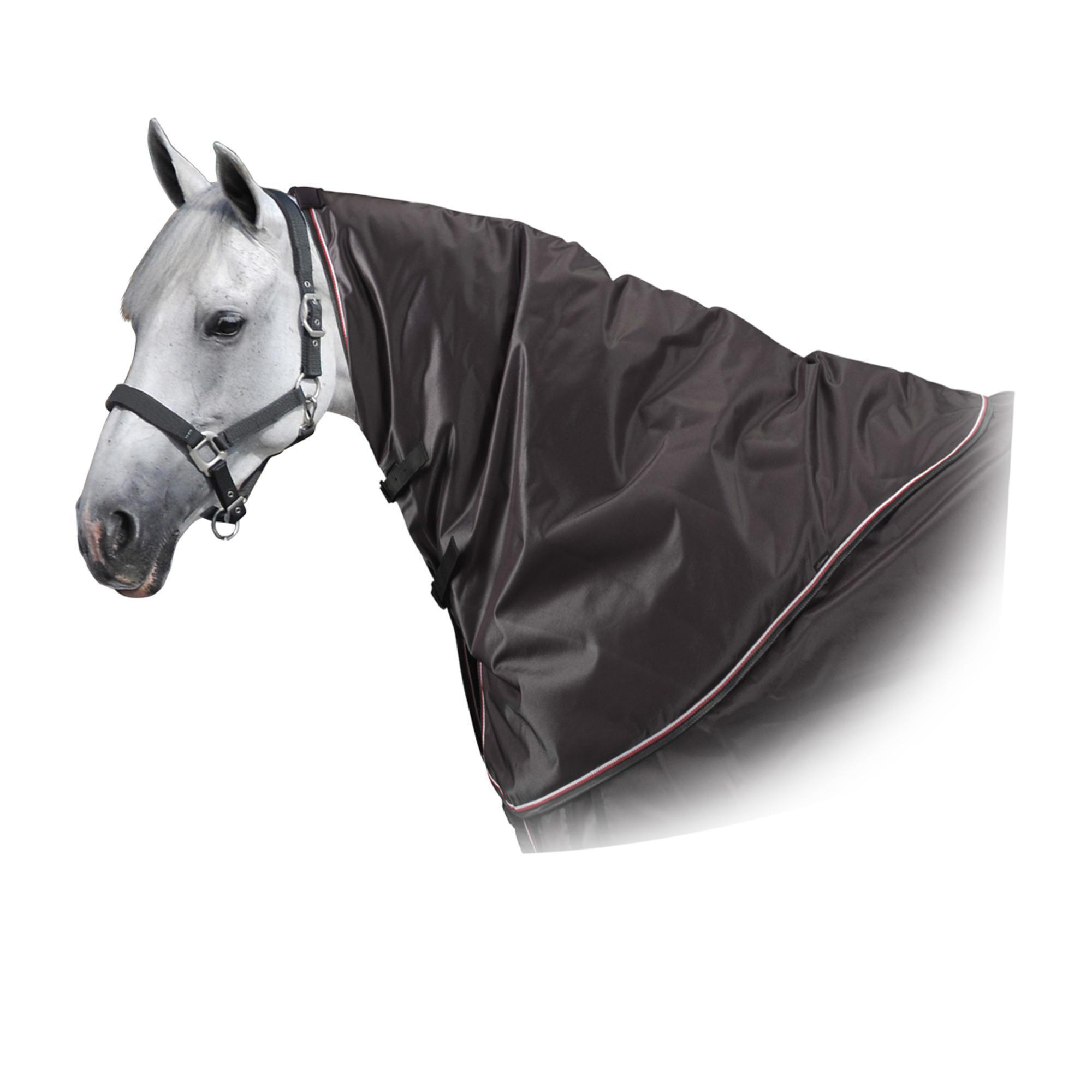 tour de cou quitation cheval allweather 500 anthracite. Black Bedroom Furniture Sets. Home Design Ideas