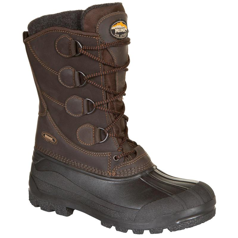 Bottes CHAUDE grand froid Solden