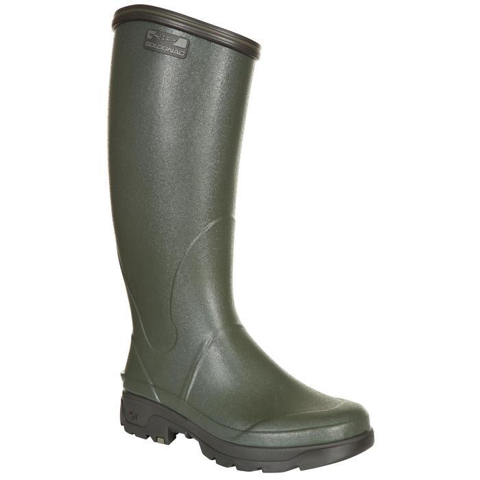Botte chasse Sibir 300 vert - 618874