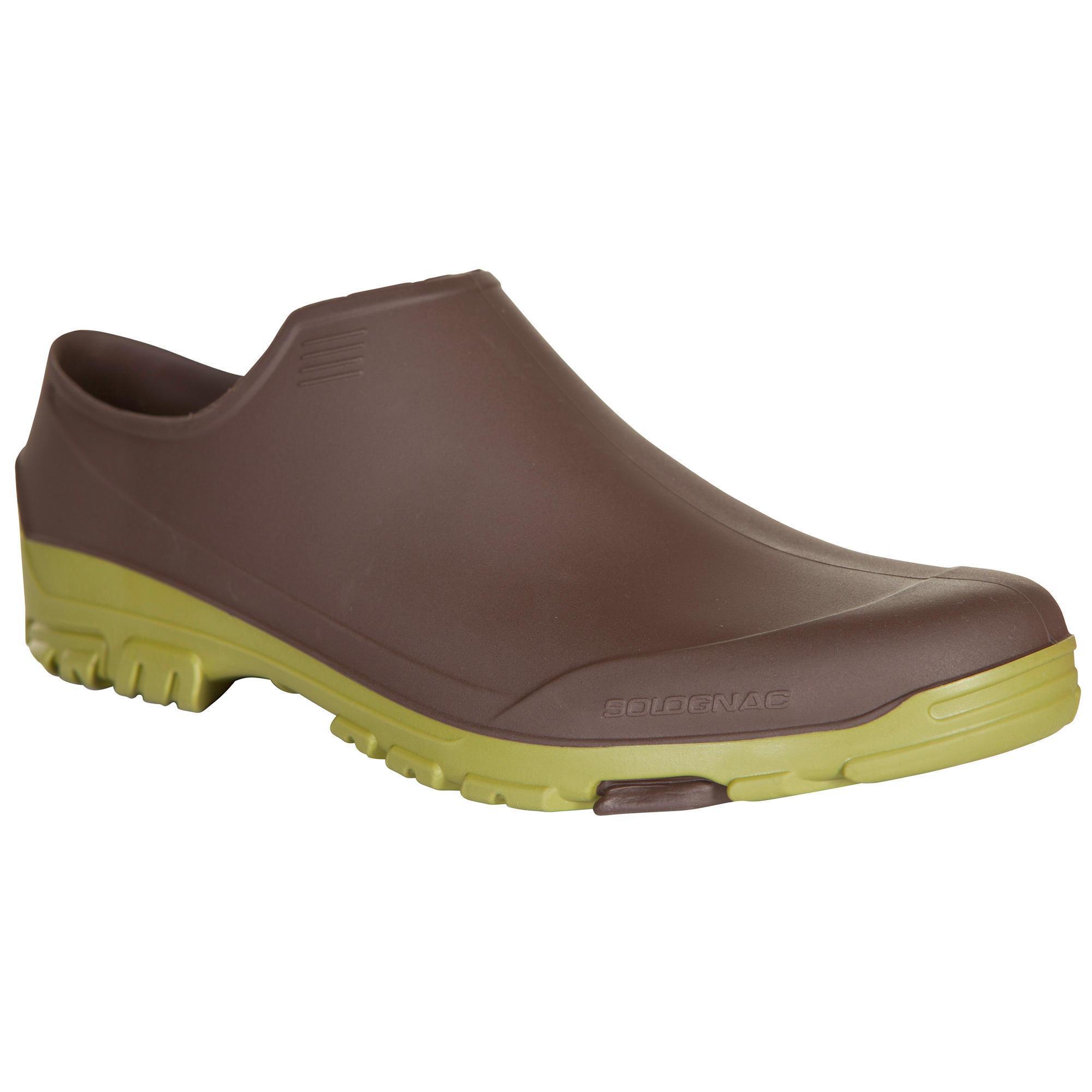 Gummischuhe Inverness 100 braun | Schuhe > Gummistiefel | Solognac