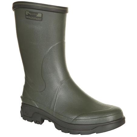 S300 Warm Short Wellies - Green