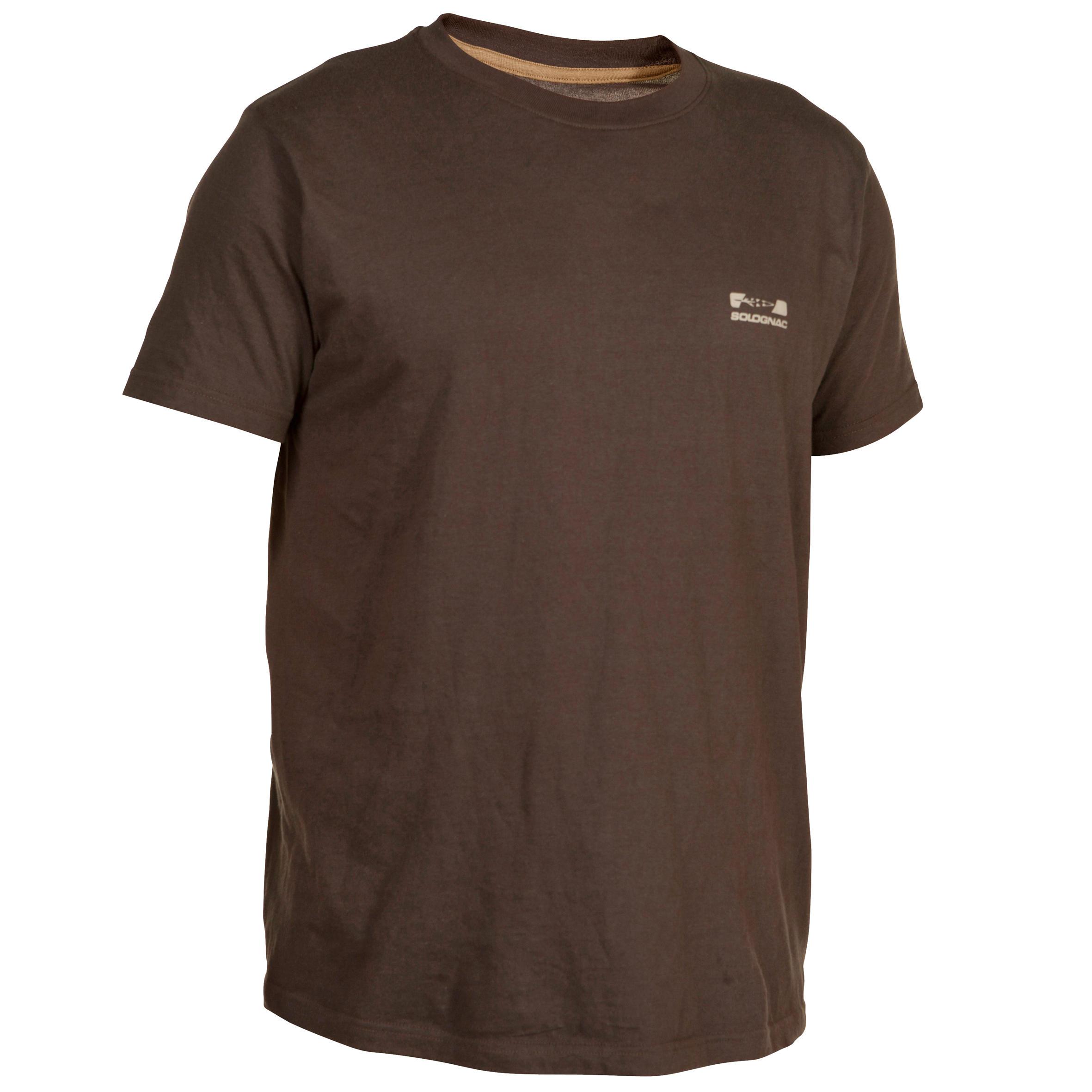 Solognac Tee shirt SG100 Korte mouwen DSH