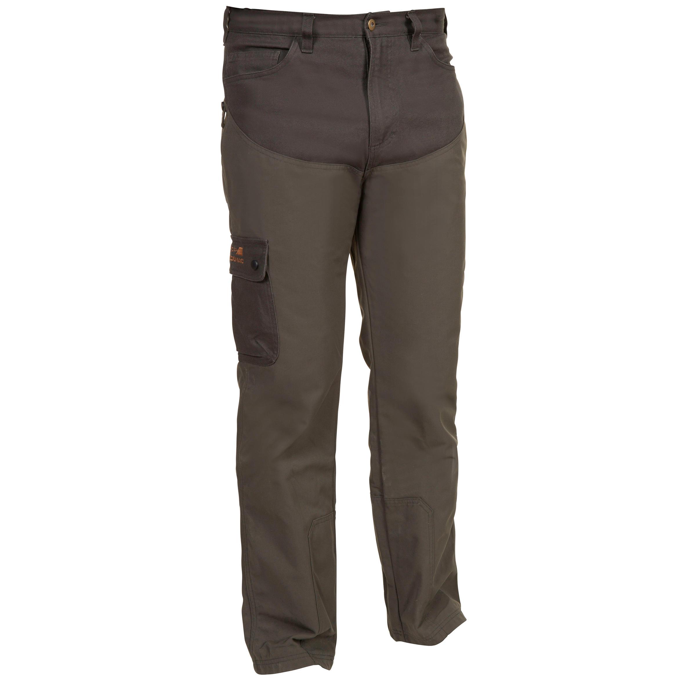 Pantalon de chasse Inverness 300 vert