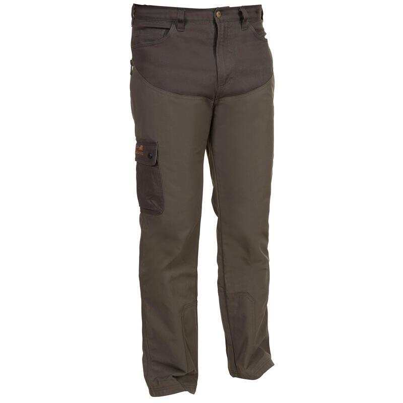 Pantalon chasse Inverness RENFORT vert 300