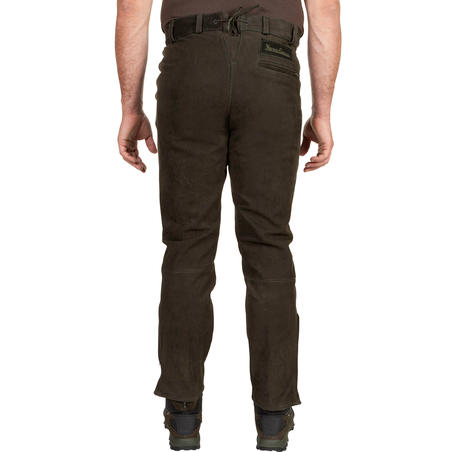 HIDE hunting tapered trousers