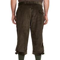 Sibir 100 Velvet Hunting Knickerbockers - Green