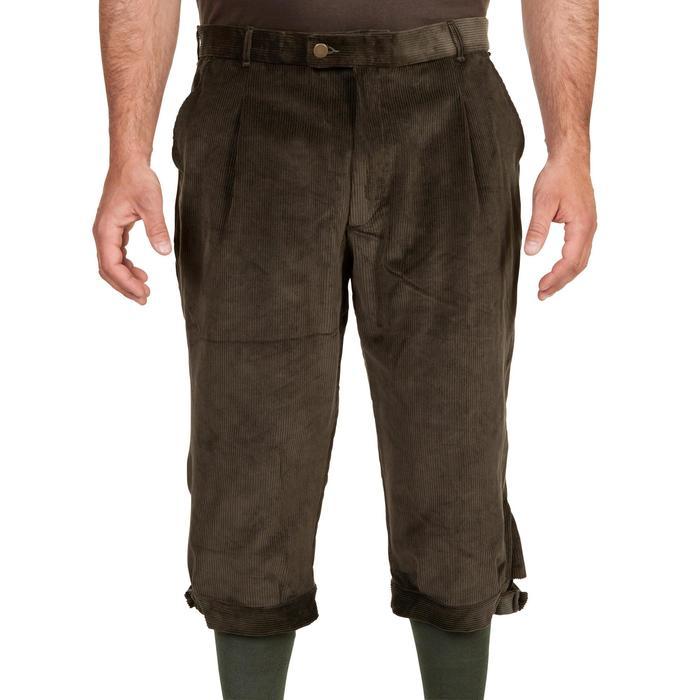 Knickers velours Sibir 100 vert - 619284