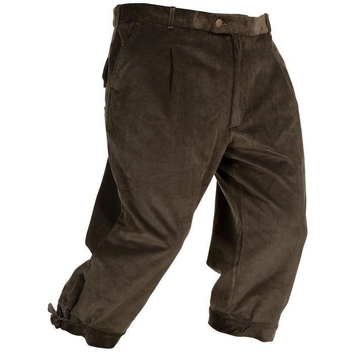 Knickers velours Sibir 100 vert - 619285