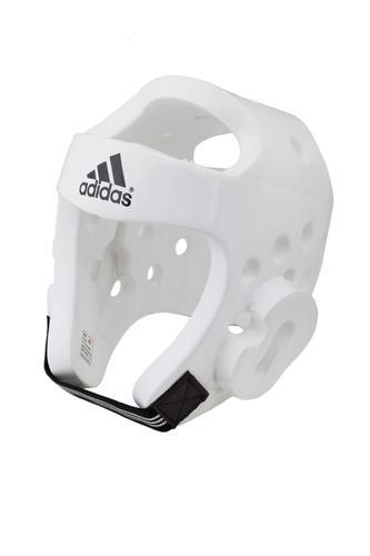 casque karaté blanc adidas