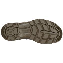 Stevige halfhoge laarzen Inverness 300 groen - 620129