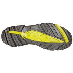Inverness 100 女款雨靴- 黃綠色款