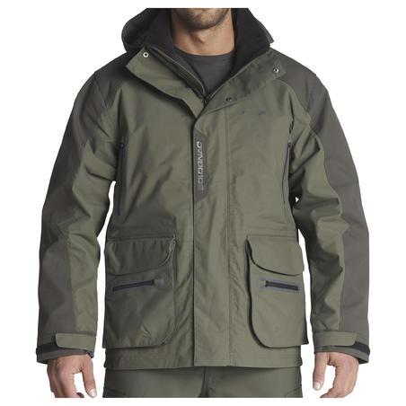 Inverness 500 Waterproof Hunting Jacket - Green
