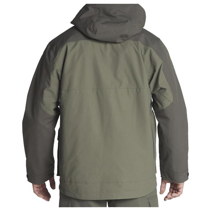Veste chasse Inverness 500 imperméable vert - 620244