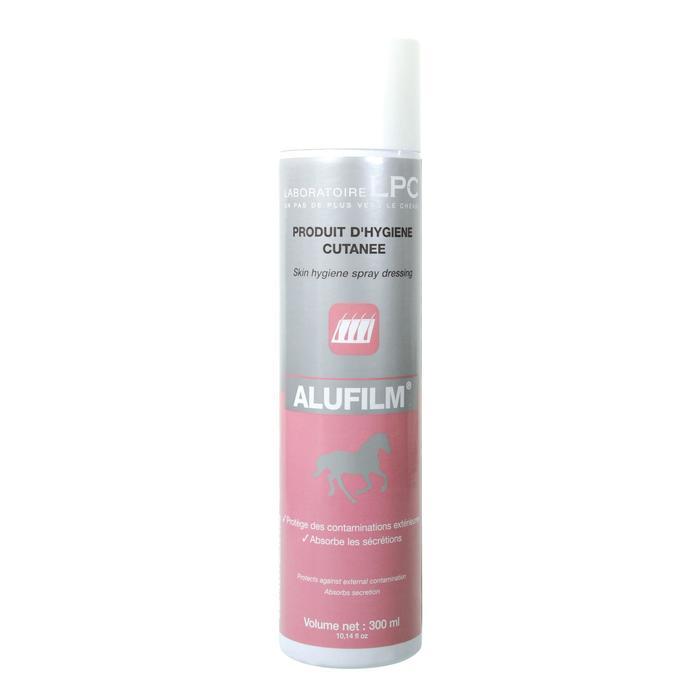 Soin de la peau équitation cheval et poney ALUFILM 300 ML - 620402