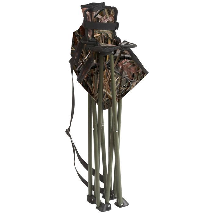 Siège pliant chasse camouflage marais - 621892