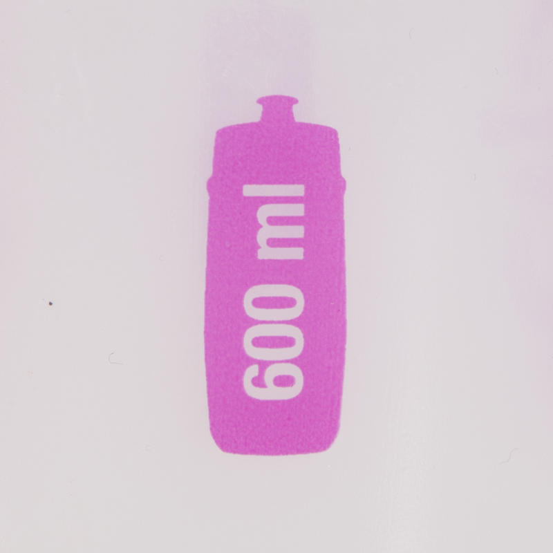 600 ml Sports Bottle - Pink