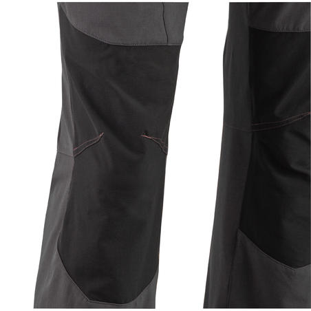 Forclaz 900 Men's Hiking Trousers - Dark Grey
