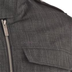 SH500 X-Warm Men's Snow Hiking Jacket - Charcoal Grey.