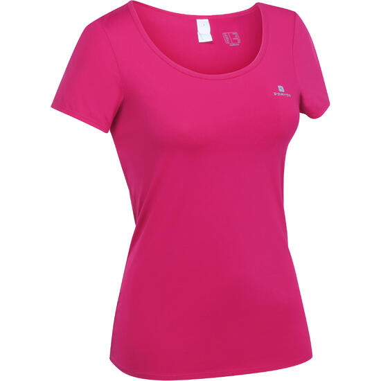 Fitness T-shirt Energy voor dames - 62971