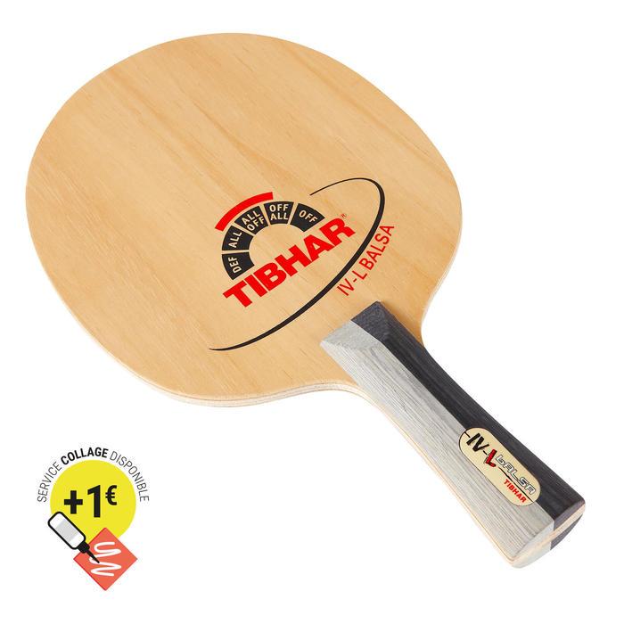 BOIS DE RAQUETTE DE TENNIS DE TABLE IV L BALSA - 630320