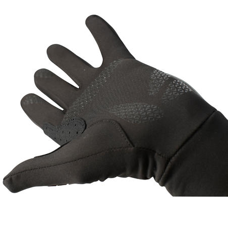 320 Winter Cycling Gloves - Black