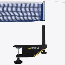 POTEAUX ET FILET DE TENNIS DE TABLE FA 950 C ITTF
