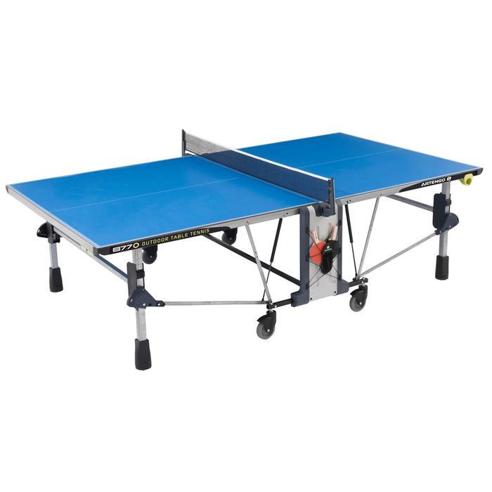 FILET ADAPTABLE 164CM POUR TABLES DE TENNIS DE TABLE ARTENGO FT855 O ET FT877 O - 632465