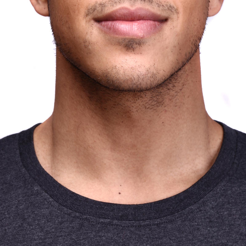 Tee shirt OPCO musculation homme gris foncé