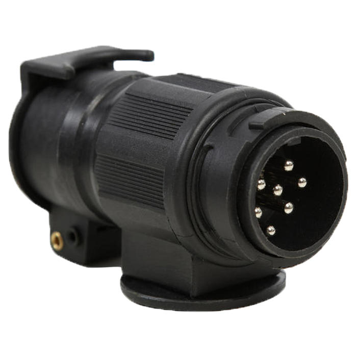 KFZ-Adapter 7- auf 13-polig