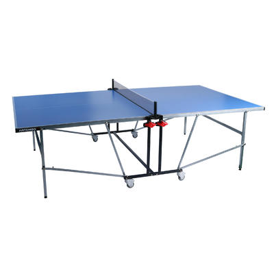 Roues adaptables Artengo pour table de tennis de table FT 714.