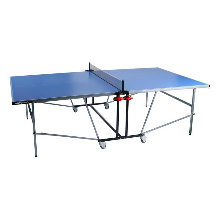 Roues adaptables Artengo pour table de tennis de table FT 714. - 634158