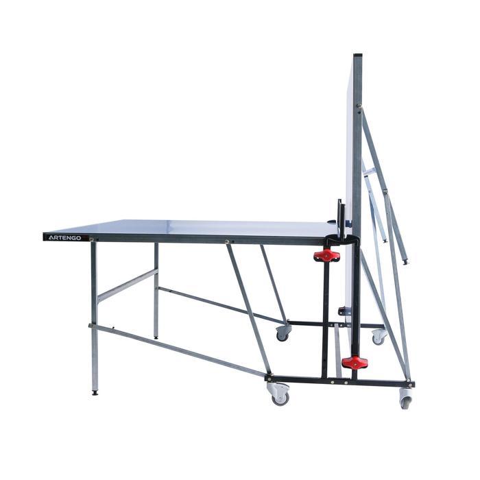 Roues adaptables Artengo pour table de tennis de table FT 714. - 634159