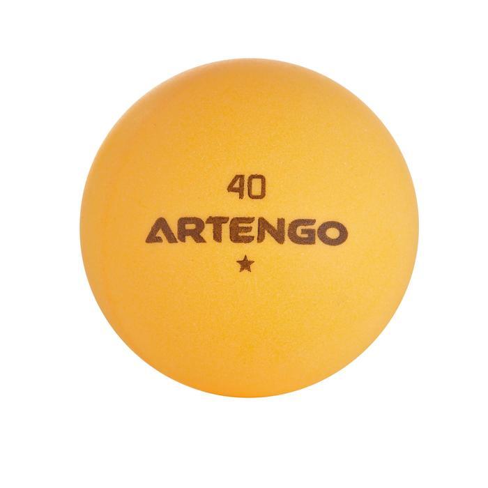 ARTENGO FB 800 table tennis training ball x 10 - 634411