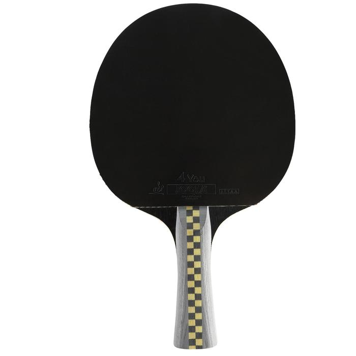 RAQUETTE DE TENNIS DE TABLE FREE CARBON PRO 5* - 634496