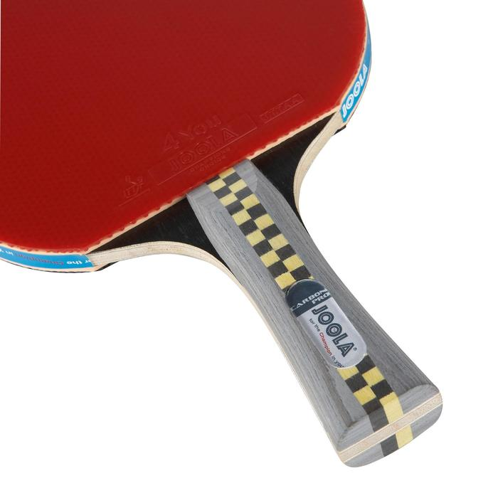 RAQUETTE DE TENNIS DE TABLE FREE CARBON PRO 5* - 634499
