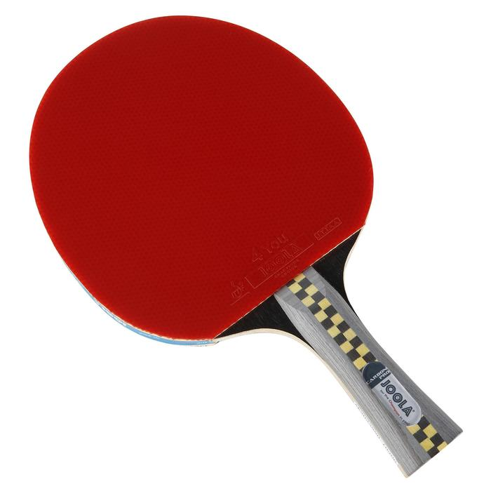 RAQUETTE DE TENNIS DE TABLE FREE CARBON PRO 5* - 634501