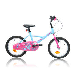 "Kinderfiets 16"" Cop Trooper jongens"
