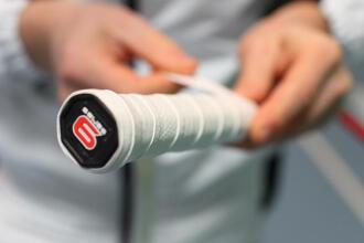 grip badminton