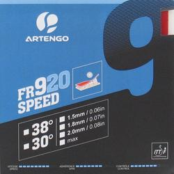 REVESTIMIENTO PALA DE PING PONG FR 920 SPEED