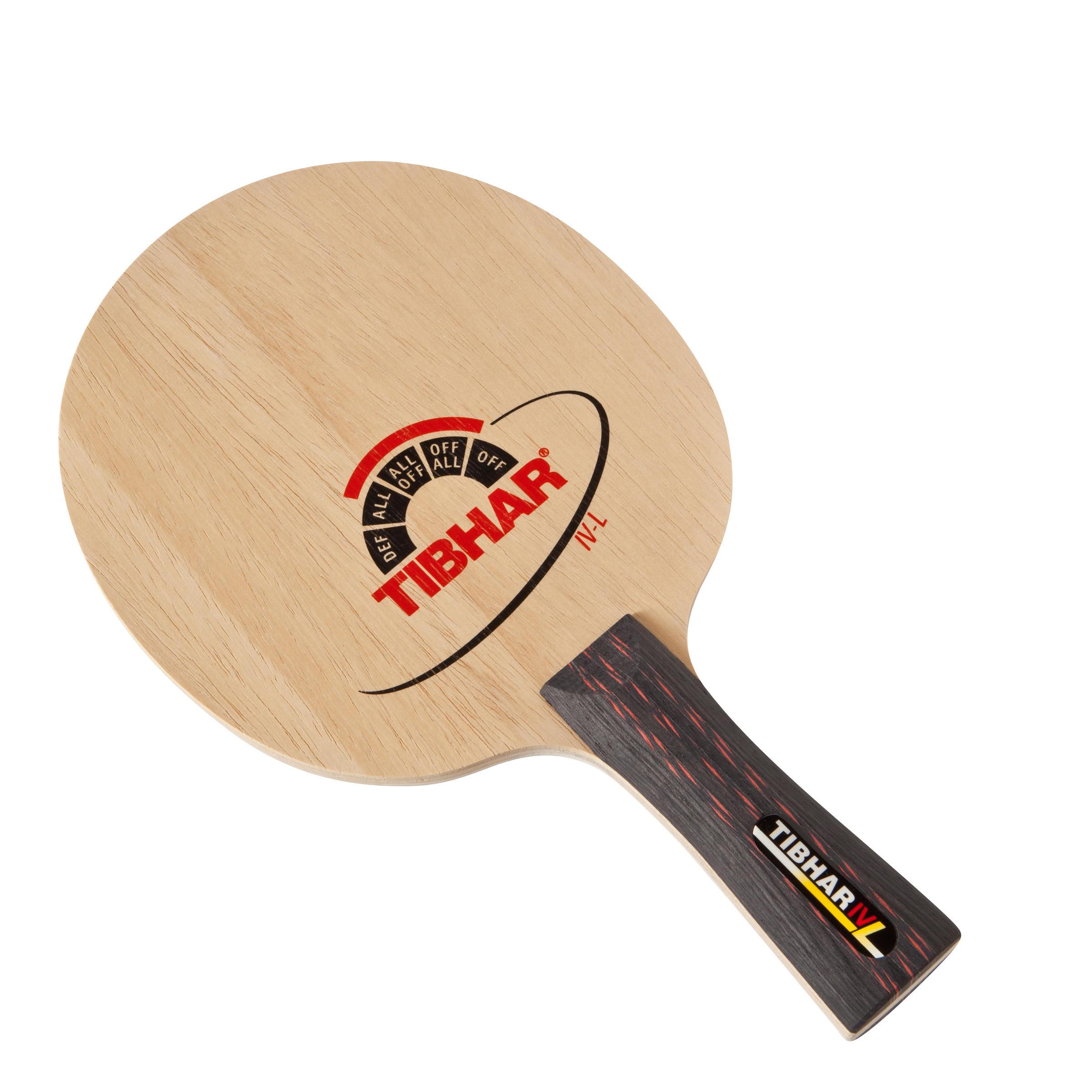 Structură lemn paletă tenis imagine