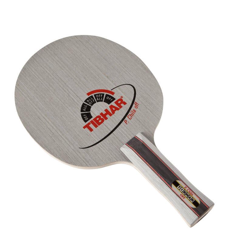 DŘEVA, POTAHY A DOPLŇKY NA STOLNÍ TENIS RAKETOVÉ SPORTY - DŘEVO CHILA OFF TIBHAR - Stolní tenis, ping pong