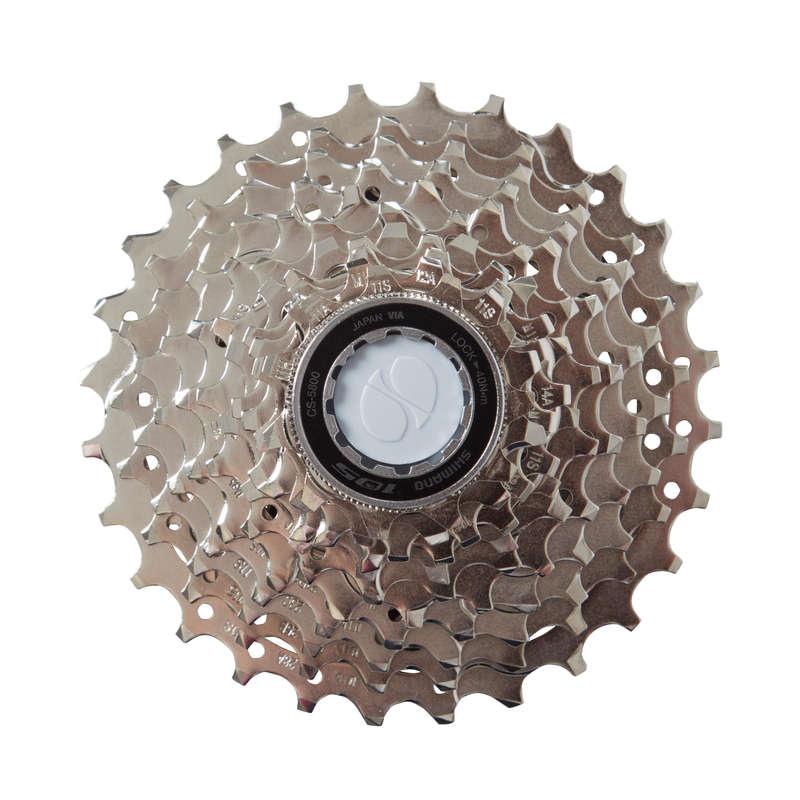 BIKE GEARING Cycling - 11x28 105 5800 11 Speed Bike Cassette SHIMANO - Bike Brakes and Transmission