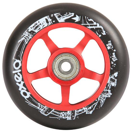 aluminium wiel voor freestyle step 100 mm - 637879