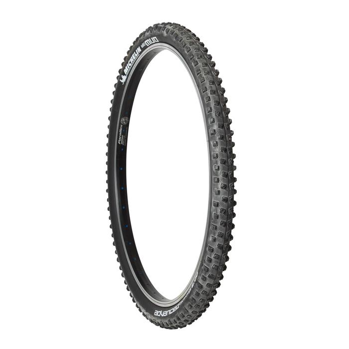 NEUM BTT WILDMUD ADVANCED 26x2.00 TUBELESS READY VARILLAS FLEXIBLES/ETRTO 52-559