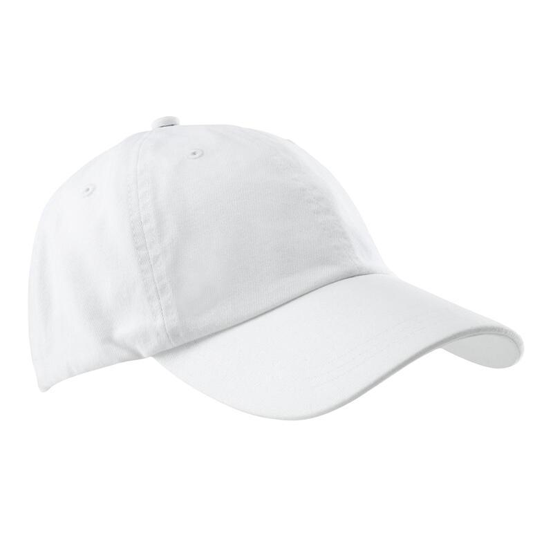 Adult Fitness Cardio Training Cap - White