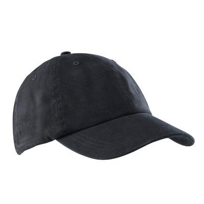 כובע לחדר כושר למבוגרים - שחור